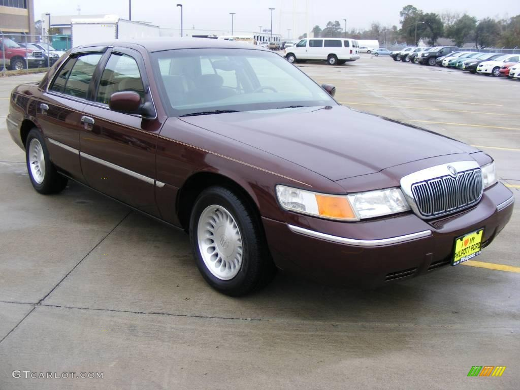 2001 chestnut metallic mercury grand marquis ls 22983428 gtcarlot com car color galleries gtcarlot com