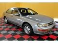 Sterling Mist Metallic 1999 Nissan Maxima SE