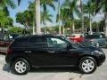 2007 Super Black Nissan Murano S  photo #2
