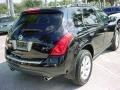 2007 Super Black Nissan Murano S  photo #3
