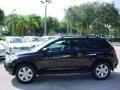 2007 Super Black Nissan Murano S  photo #7