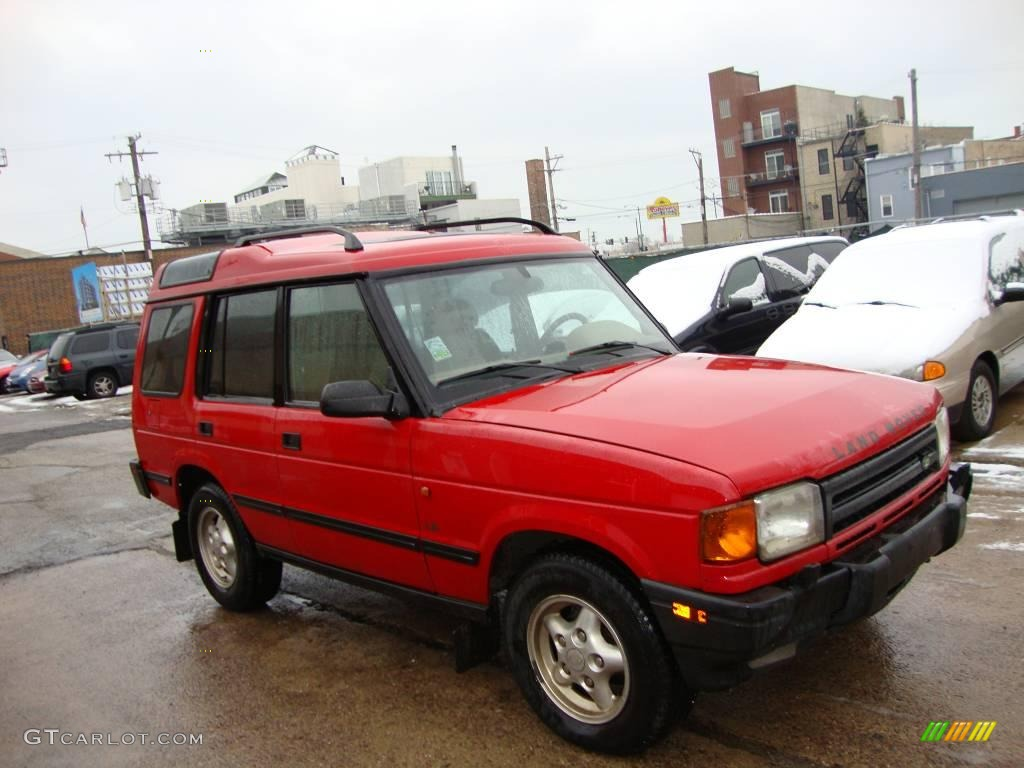 1998 Land Rover Range Rover Specs, Price, MPG & Reviews ... |Red 1998 Land Rover