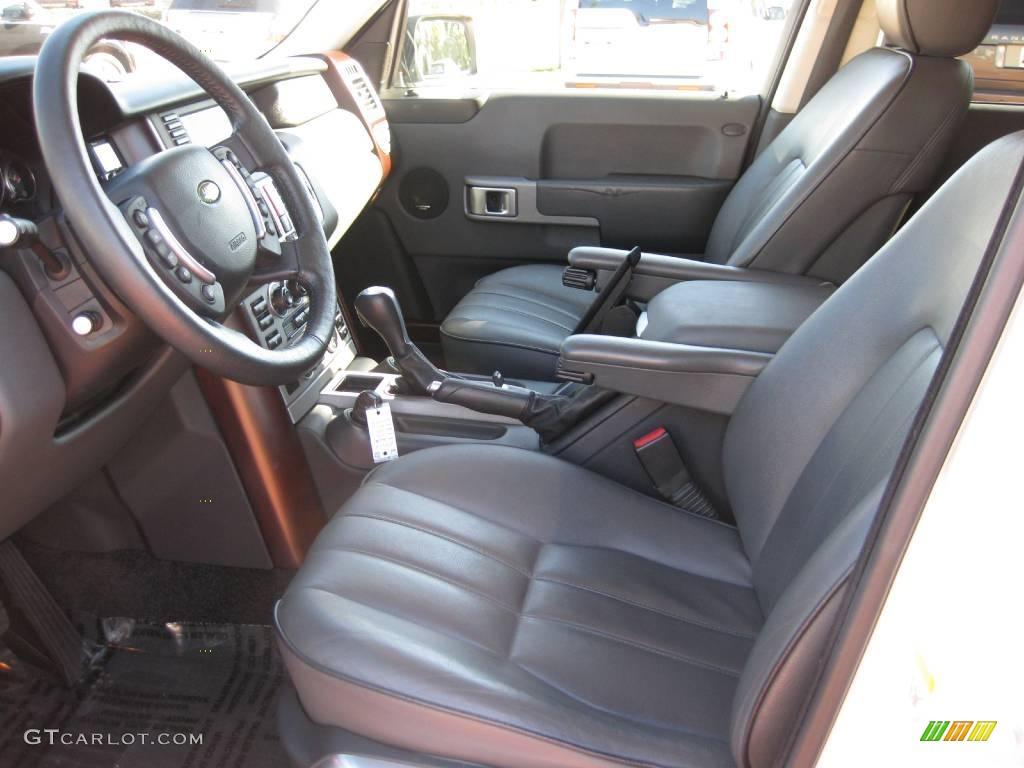 2004 Chawton White Land Rover Range Rover Hse 22974682 Photo 6 Car Color