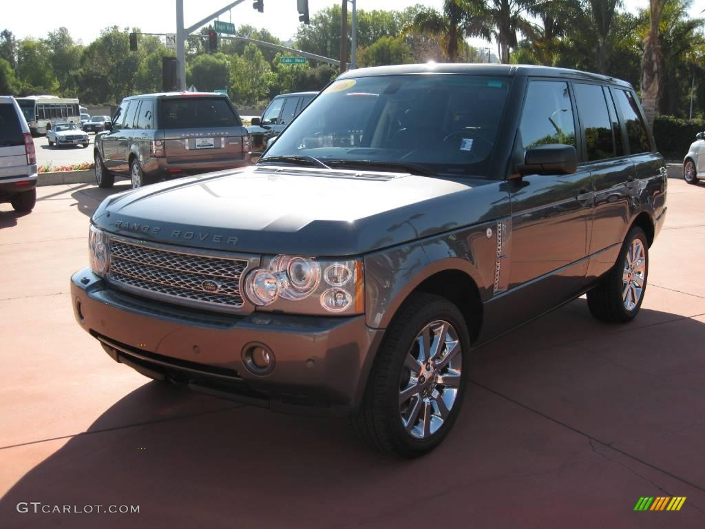 2006 bonatti grey land rover range rover supercharged 22974684 car color galleries. Black Bedroom Furniture Sets. Home Design Ideas