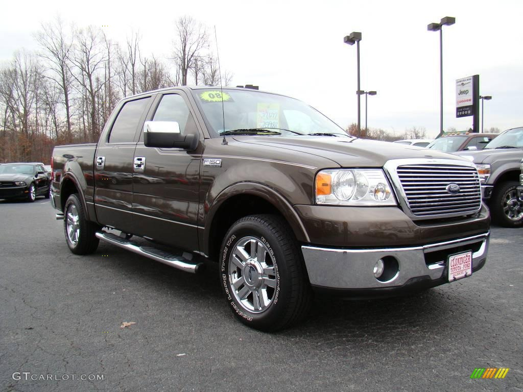 2008 stone green metallic ford f150 lariat supercrew 22980717 car color galleries. Black Bedroom Furniture Sets. Home Design Ideas
