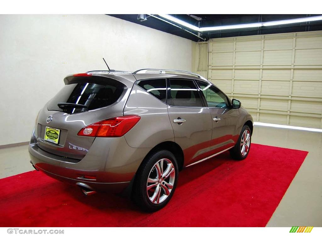 2009 tinted bronze metallic nissan murano le awd 22979436. Black Bedroom Furniture Sets. Home Design Ideas