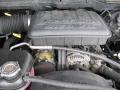 2002 Graphite Metallic Dodge Ram 1500 SLT Quad Cab  photo #25