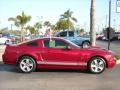 2007 Redfire Metallic Ford Mustang GT Premium Coupe  photo #2