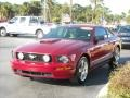 2007 Redfire Metallic Ford Mustang GT Premium Coupe  photo #7