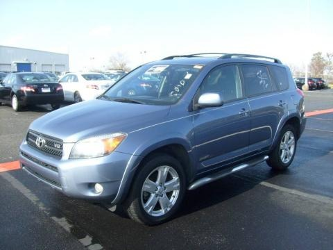 2006 toyota rav4 sport v6 data info and specs. Black Bedroom Furniture Sets. Home Design Ideas