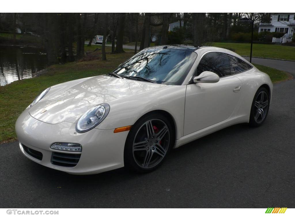 2009 cream white porsche 911 targa 4s 23171319 gtcarlot. Black Bedroom Furniture Sets. Home Design Ideas