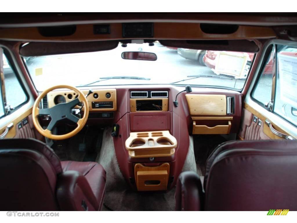 100+ Chevy Van G20 Interior – yasminroohi