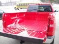 2009 Victory Red Chevrolet Silverado 1500 LT Extended Cab 4x4  photo #11