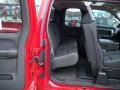 2009 Victory Red Chevrolet Silverado 1500 LT Extended Cab 4x4  photo #14