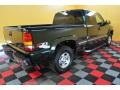 2002 Forest Green Metallic Chevrolet Silverado 1500 LS Extended Cab 4x4  photo #6