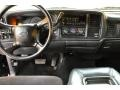 2002 Forest Green Metallic Chevrolet Silverado 1500 LS Extended Cab 4x4  photo #12