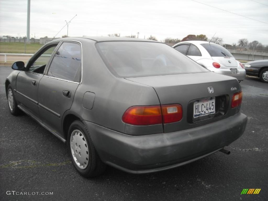 Kekurangan Honda Civic 1995 Review