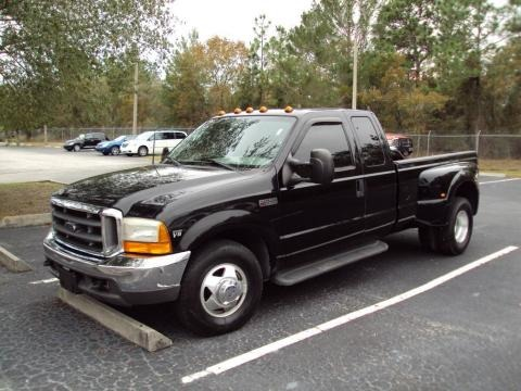 1999 Ford F350 Super Duty XLT SuperCab 4x4 Dually Data, Info and Specs