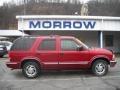 Dark Cherry Red Metallic 1999 Chevrolet Blazer Gallery