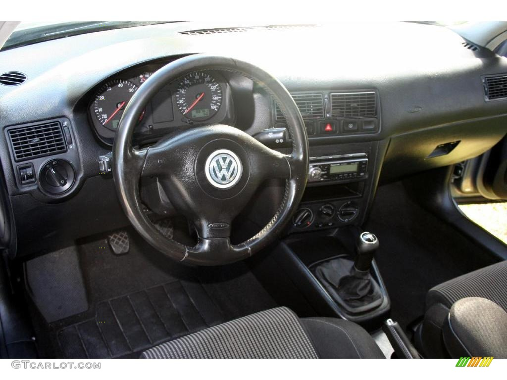 2004 silverstone grey volkswagen gti 1 8t 23387090 photo. Black Bedroom Furniture Sets. Home Design Ideas