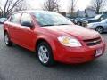 2007 Victory Red Chevrolet Cobalt LS Sedan  photo #7