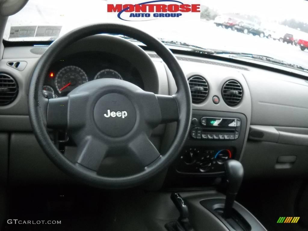 2007 Light Khaki Metallic Jeep Liberty Sport 4x4 23393957 Photo 13 Car Color
