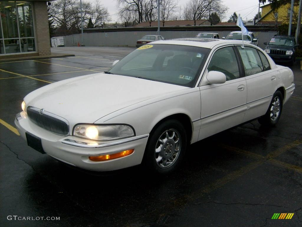 1998 Bright White Buick Park Avenue Ultra Supercharged 23444753