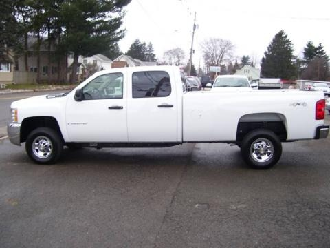 2009 chevrolet silverado 2500hd work truck crew cab 4x4. Black Bedroom Furniture Sets. Home Design Ideas