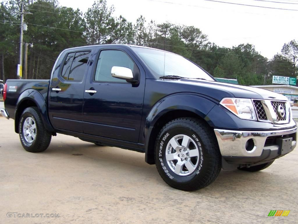 2007 Majestic Blue Nissan Frontier NISMO Crew Cab #23532707 ...