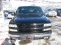 2002 Onyx Black Chevrolet Silverado 1500 LT Extended Cab 4x4  photo #4