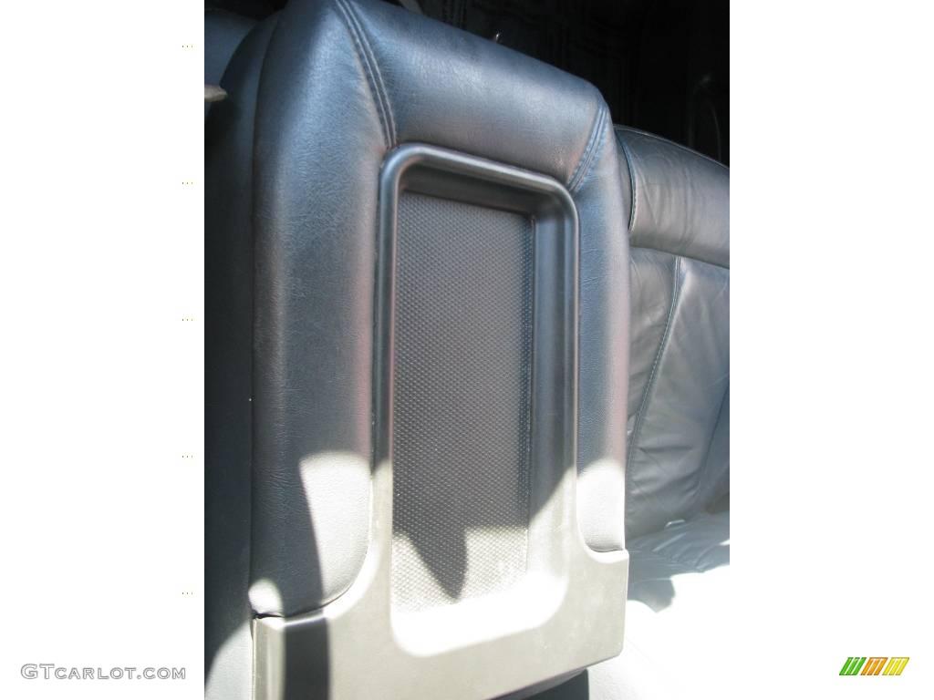 2002 Silverado 1500 LT Extended Cab 4x4 - Onyx Black / Graphite Gray photo #20