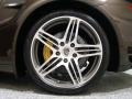 2008 Macadamia Metallic Porsche 911 Turbo Cabriolet  photo #7