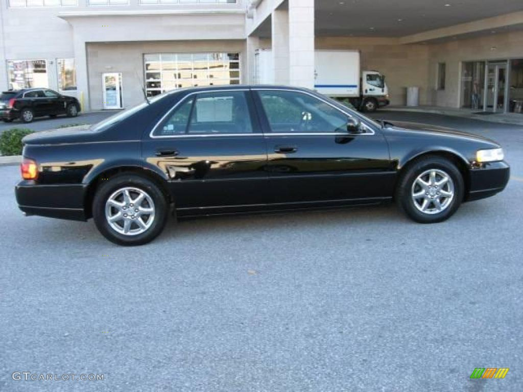 2002 sable black cadillac seville sts 23508156 photo 6 car. Cars Review. Best American Auto & Cars Review
