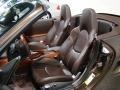 2008 Macadamia Metallic Porsche 911 Turbo Cabriolet  photo #10