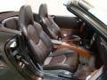 2008 Macadamia Metallic Porsche 911 Turbo Cabriolet  photo #19