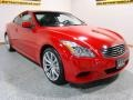 Vibrant Red - G 37 S Sport Coupe Photo No. 3