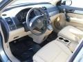 2010 Opal Sage Metallic Honda CR-V LX  photo #24
