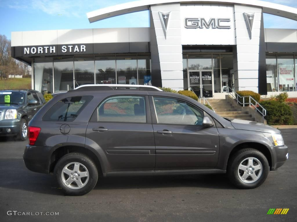 2007 granite grey metallic pontiac torrent awd 23567569 for Inside 2007 torrent