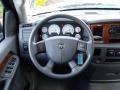 2006 Patriot Blue Pearl Dodge Ram 1500 SLT Quad Cab  photo #23