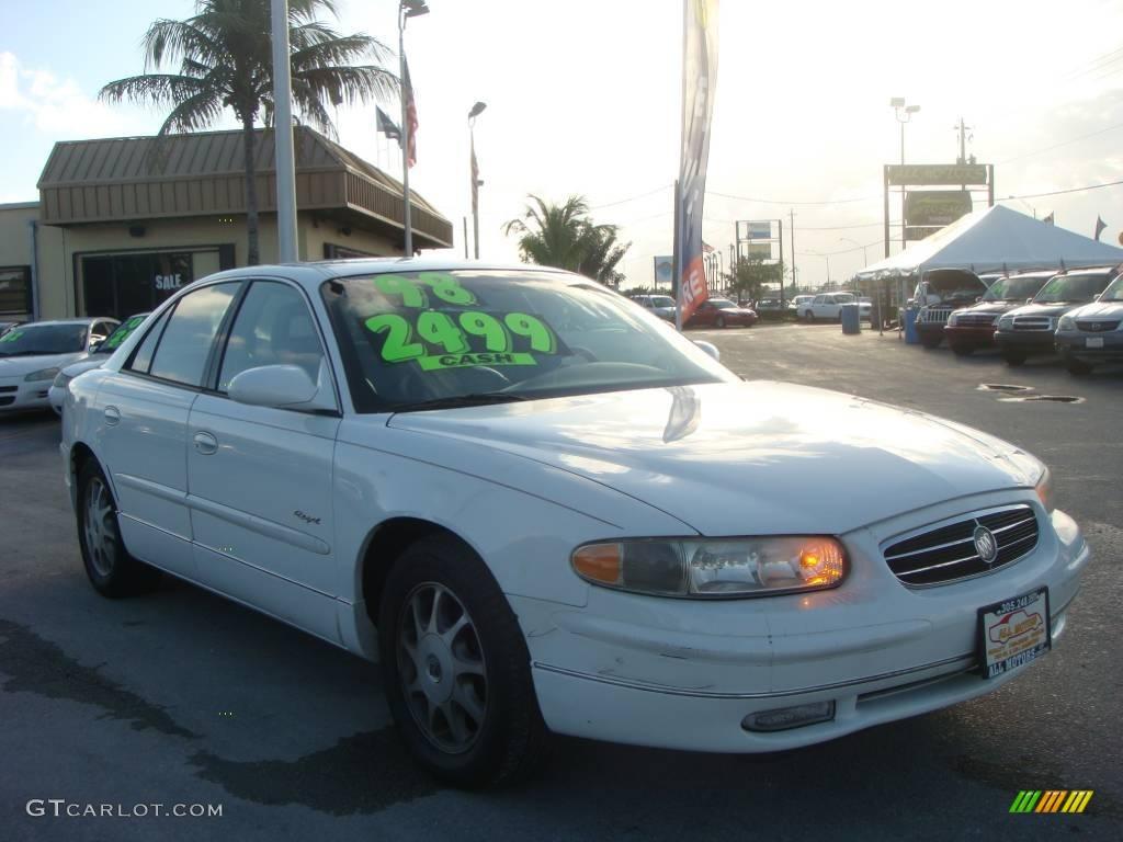 1998 bright white buick regal ls 23655522. Black Bedroom Furniture Sets. Home Design Ideas