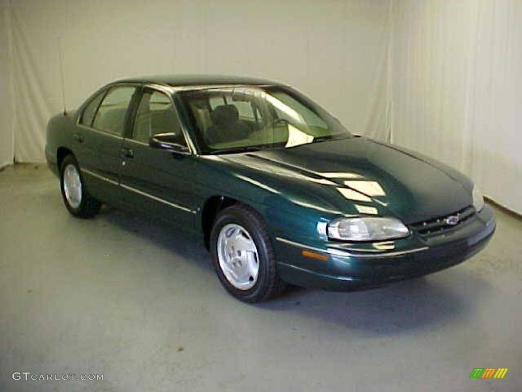 1998 dark jade green metallic chevrolet lumina 23656903 gtcarlot com car color galleries gtcarlot com