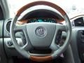 2009 Red Jewel Tintcoat Buick Enclave CXL AWD  photo #21