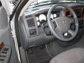 2006 Bright White Dodge Ram 1500 SLT Quad Cab  photo #12