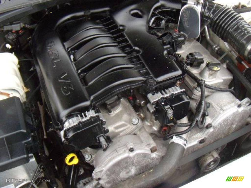 dodge charger 3 5 engine diagram 2005 dodge magnum sxt awd 3.5 liter sohc 24-valve v6 ... dodge magnum 3 5 engine diagram motor