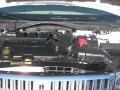 2008 White Suede Lincoln MKZ AWD Sedan  photo #9