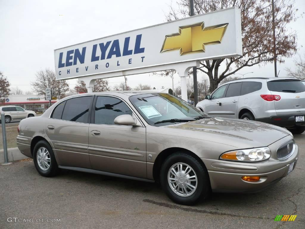on 2000 Buick Lesabre Limited Edition