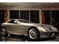 Crystal Laurite Silver 2006 Mercedes-Benz SLR McLaren
