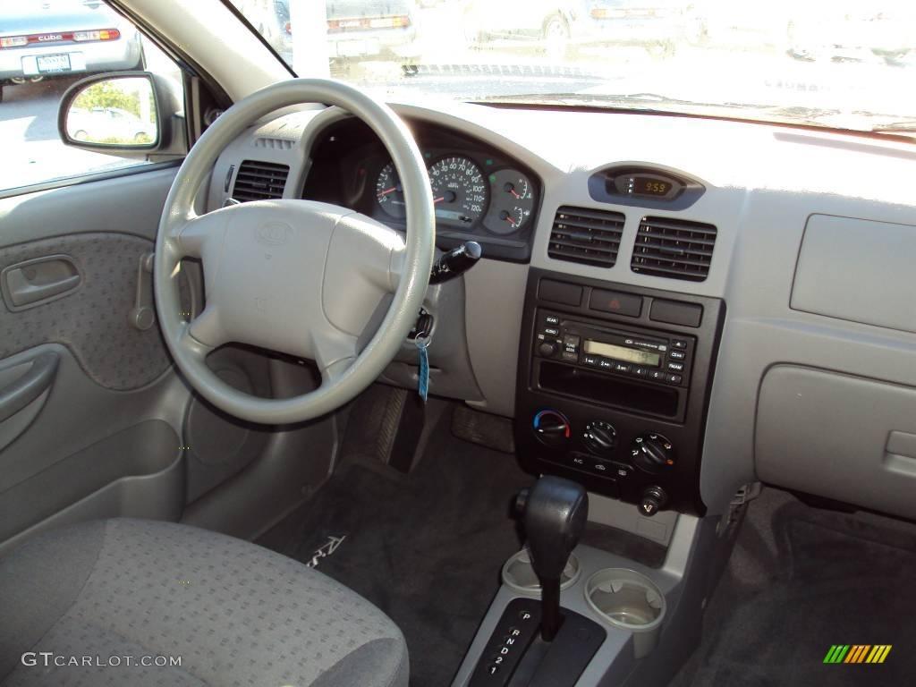 2005 rally blue kia rio cinco hatchback 23861456 photo 12 car color galleries. Black Bedroom Furniture Sets. Home Design Ideas