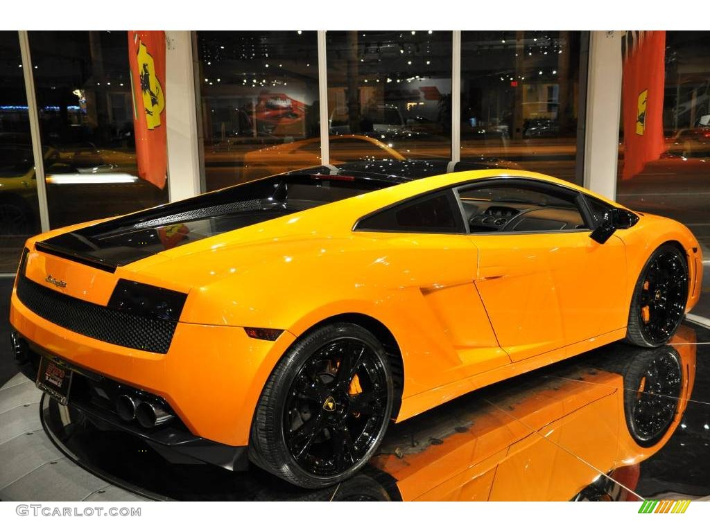 2004 Arancio Borealis Lamborghini Gallardo Coupe 23856049 Photo 15