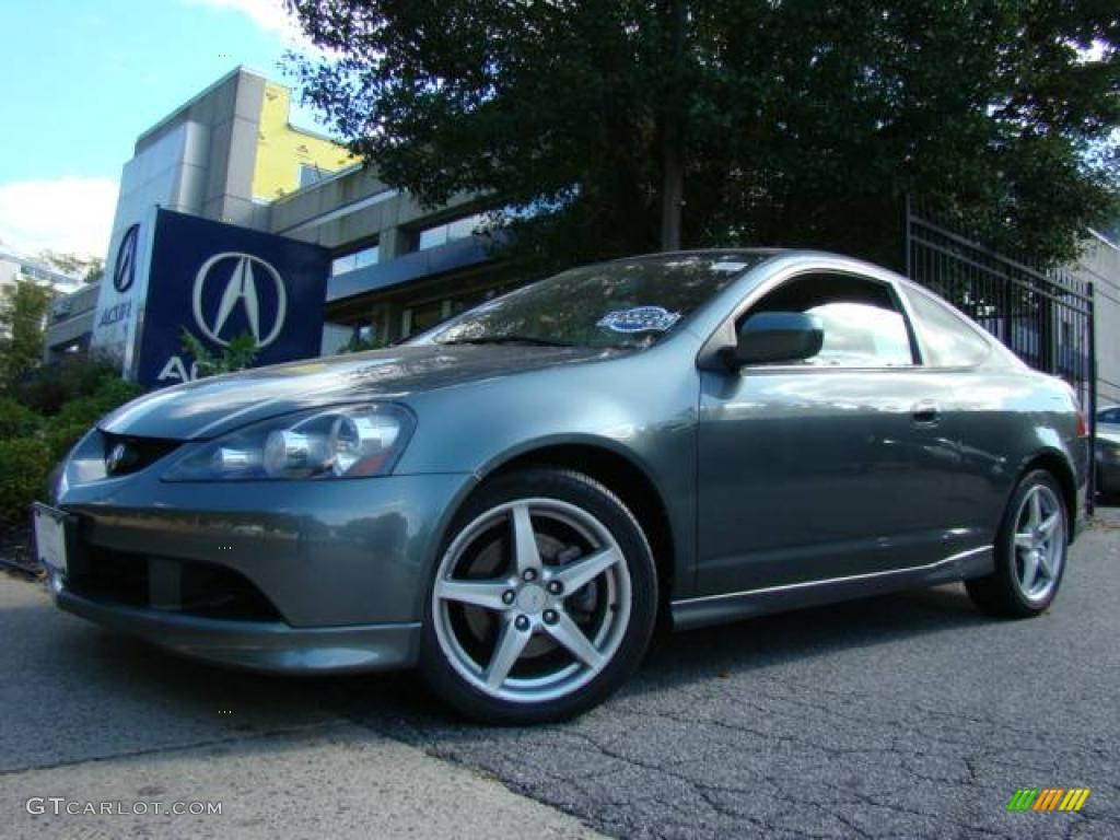 2006 Jade Green Metallic Acura Rsx Type S Sports Coupe 2388376